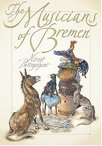 9780763627584: The Musicians of Bremen