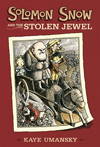 9780763627935: Solomon Snow and the Stolen Jewel