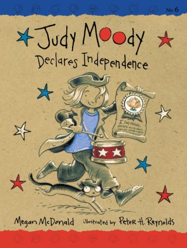 9780763628000: Judy Moody Declares Independence