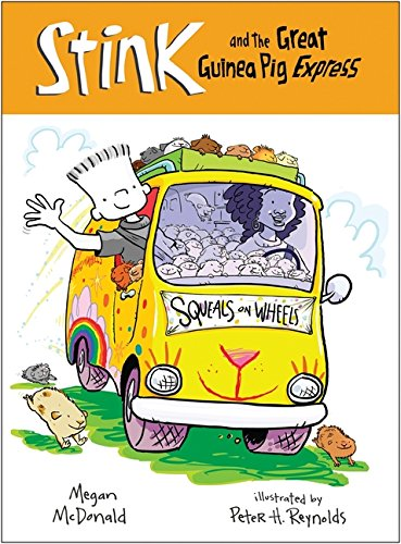 9780763628352: Stink and the Great Guinea Pig Express (Book #4)