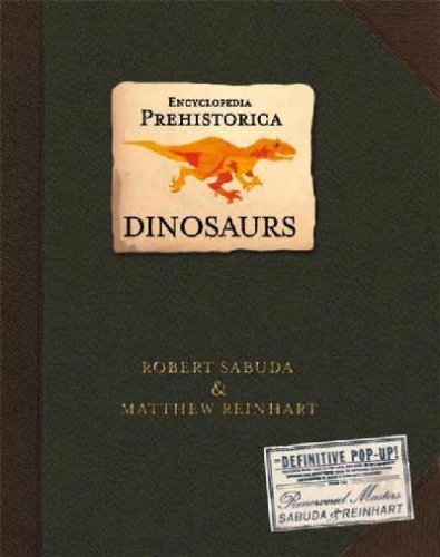 9780763628376: Encyclopedia Prehistorica Dinosaurs Pop-Up Special Edition