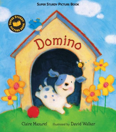 Domino: Super Sturdy Picture Books: Masurel, Claire