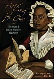 9780763628789: A Voice of Her Own: The Story of Phillis Wheatley, Slave Poet