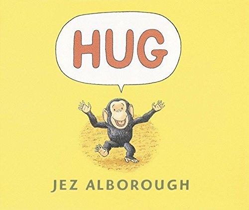 9780763628932: Hug Lap-Size Board Book