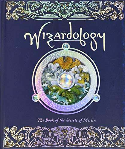 9780763628956: Wizardology: The Book of the Secrets of Merlin (Ologies)