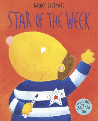 Star of the Week (0763629146) by Barney Saltzberg