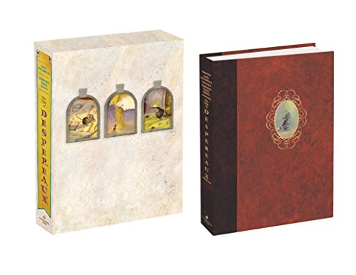 9780763629281: The Tale of Despereaux: Being the Story of a Mouse, a Princess, Some Soup, and a Spool of Thread: Being the Story of a Mouse, a Princess, Some Soup, ... - Deluxe Slipcase (Tale of Despereaux Movie)