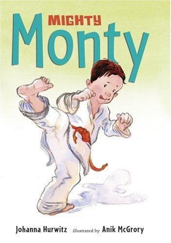 9780763629779: Mighty Monty: More First-Grade Adventures