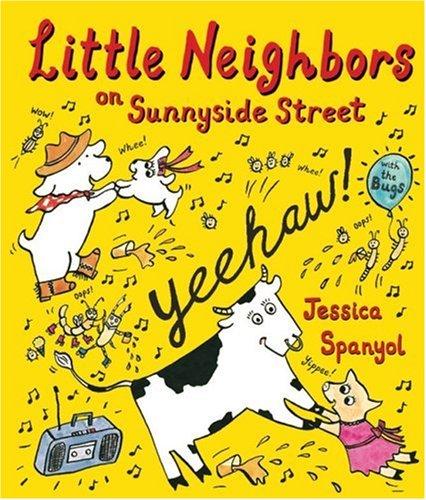9780763629861: Little Neighbors on Sunnyside Street