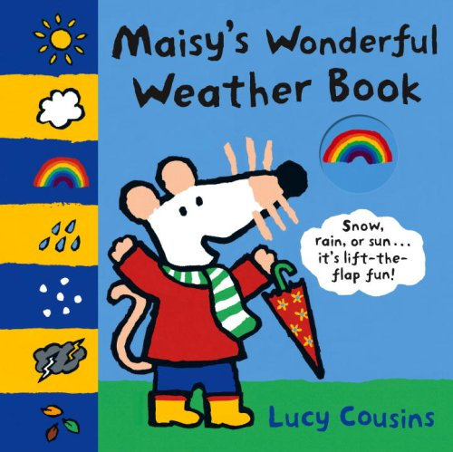 9780763629878: Maisy's Wonderful Weather Book