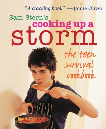 9780763629885: Cooking Up a Storm: The Teen Survival Cookbook