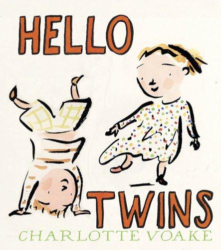9780763630034: Hello Twins