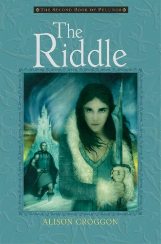 9780763630157: The Riddle: The Second Book of Pellinor (Pellinor Series)