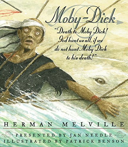 Moby-Dick: Melville, Herman