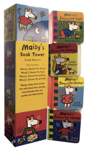 9780763630423: Maisy's Book Tower