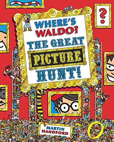 9780763630430: Where's Waldo? The Great Picture Hunt
