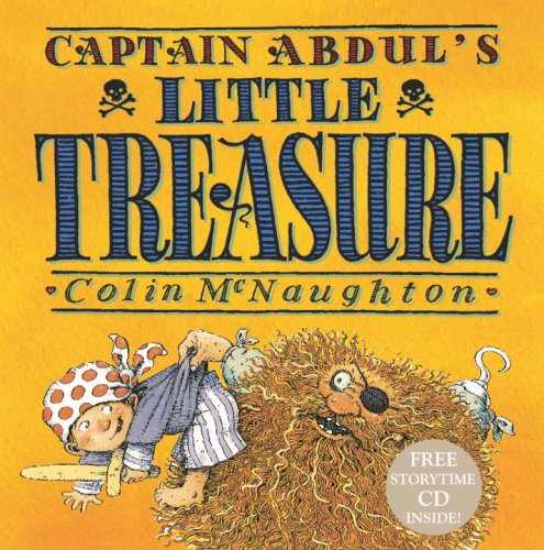 9780763630454: Captain Abdul's Little Treasure with CD