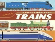 9780763630829: Trains: A Pop-up Railroad Book