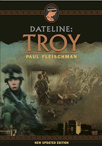 9780763630843: Dateline: Troy