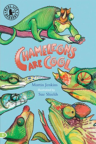 Chameleon: Smith, Charles R. Jr