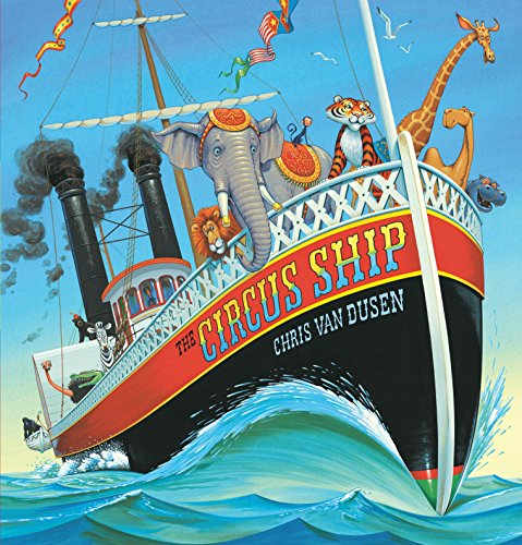 The Circus Ship: Van Dusen, Chris