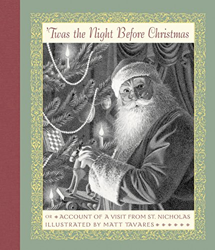 9780763631185: 'Twas the Night Before Christmas: Or Account of a Visit from St. Nicholas