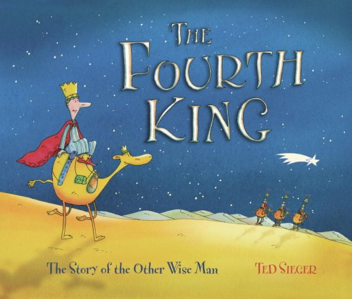 9780763631215: The Fourth King: The Story of the Other Wise Man