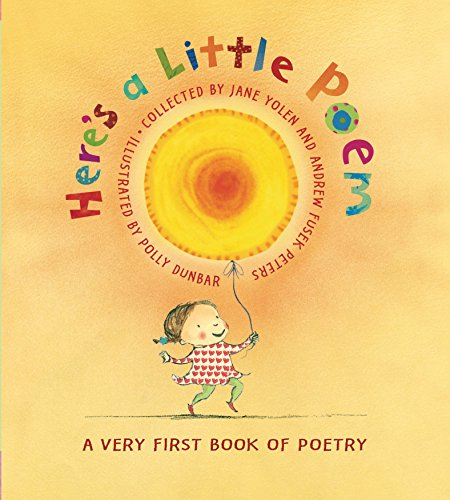 9780763631413: Here's A Little Poem: A Very First Book of Poetry