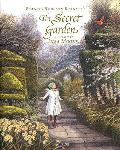 9780763631611: Frances Hodgson Burnett's The Secret Garden