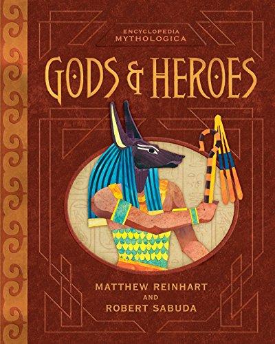9780763631710: Encyclopedia Mythologica: Gods and Heroes Pop-Up