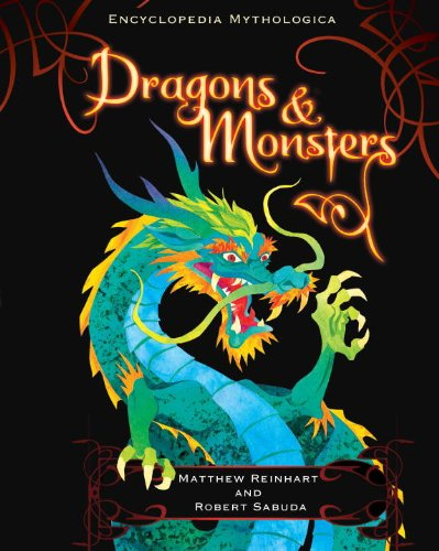 9780763631734: Encyclopedia Mythologica: Dragons and Monsters Pop-Up
