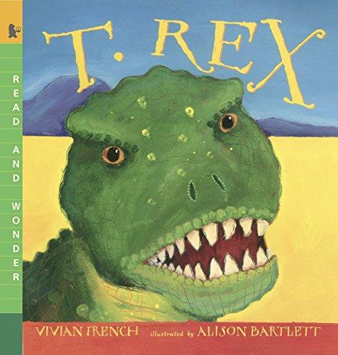 9780763631772: T. Rex