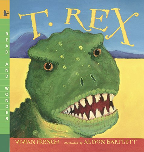 9780763631772: T. Rex: Read and Wonder