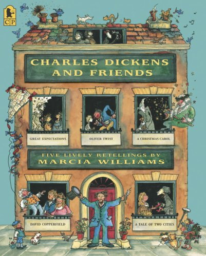 9780763631987: Charles Dickens and Friends: Five Lively Retellings