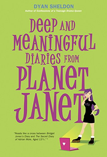 Deep and Meaningful Diaries from Planet Janet: Sheldon, Dyan