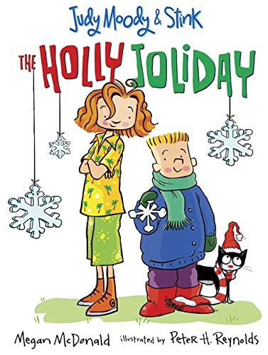 9780763632373: Judy Moody & Stink: The Holly Joliday