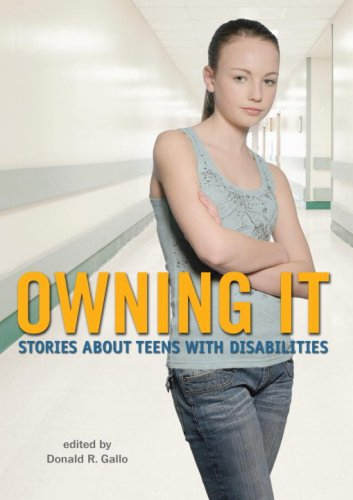 9780763632557: Owning It: Stories About Teens with Disabilities