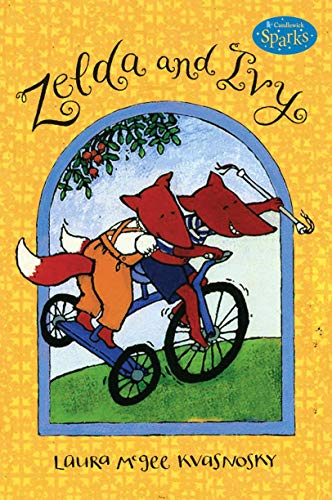 9780763632618: Zelda and Ivy: Candlewick Sparks