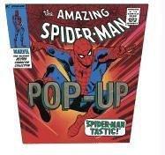 9780763632632: The Amazing Spider-Man Pop-Up: Marvel True Believers Retro Collection