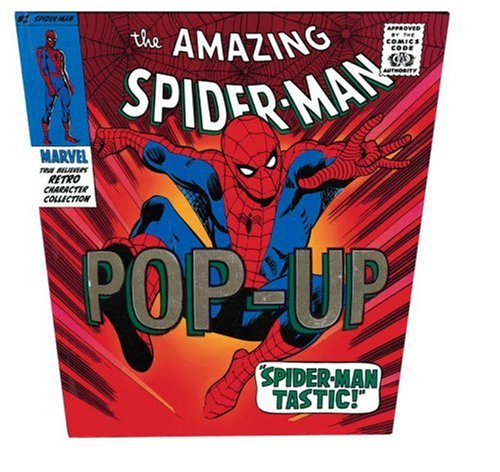 9780763632670: The Amazing Spider-Man Pop-Up: Collector's Edition (Marvel True Believers)