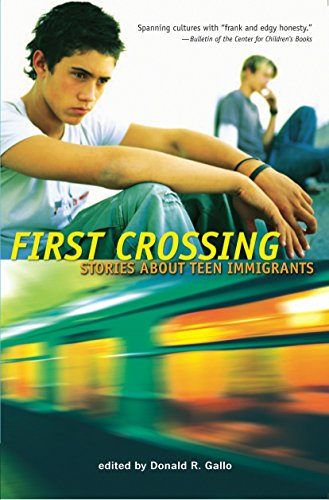 9780763632915: First Crossing: Stories About Teen Immigrants