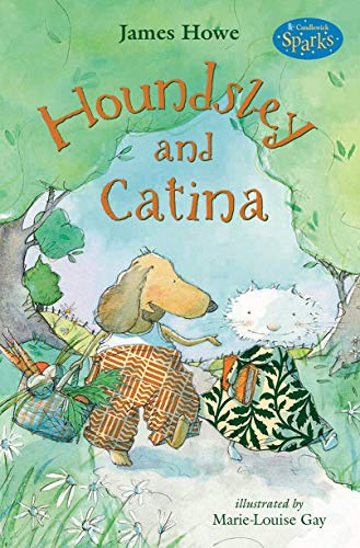 9780763632939: Houndsley and Catina: Candlewick Sparks