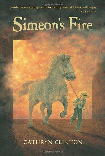 9780763632946: Simeon's Fire