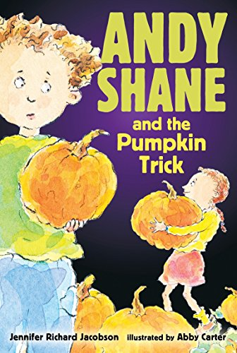 9780763633066: Andy Shane and the Pumpkin Trick