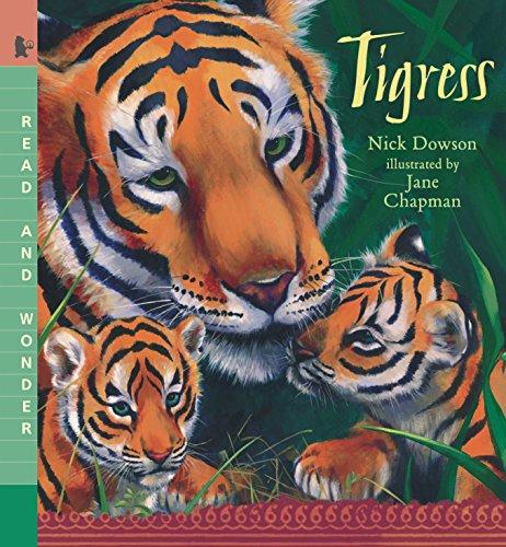 9780763633141: Tigress (Read and Wonder)