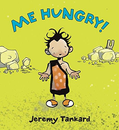 9780763633608: Me Hungry!