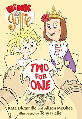 Bink & Gollie, Two for One: Kate DiCamillo (author),