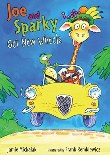 9780763633875: Joe and Sparky Get New Wheels: Candlewick Sparks