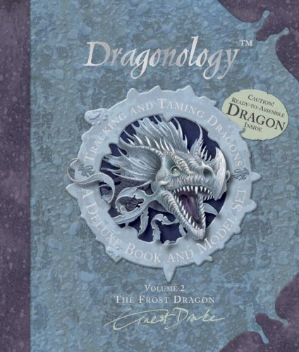 9780763634261: Dragonology: The Frost Dragon Book and Model Set: Tracking and Taming Dragons: Volume 2 (Ologies)