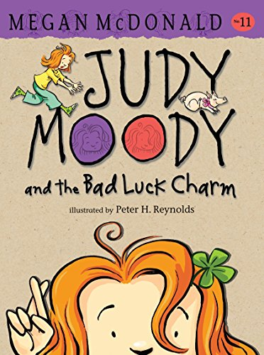 9780763634513: Judy Moody and the Bad Luck Charm